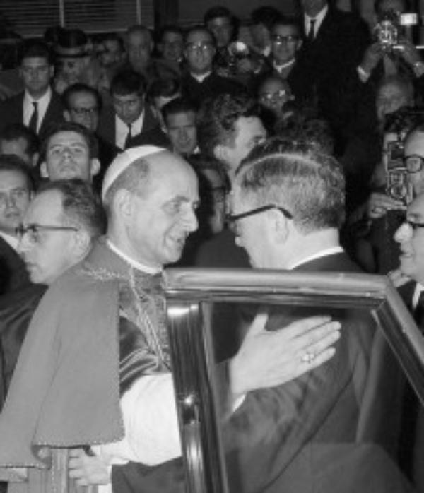 Pablo VI: El Opus Dei, expresión de la perenne juventud de la Iglesia