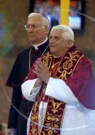 10 mensajes de Benedicto XVI desde Brasil