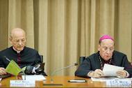 Convegno su San Josemaria 2013: la Benedizione di Papa Francesco