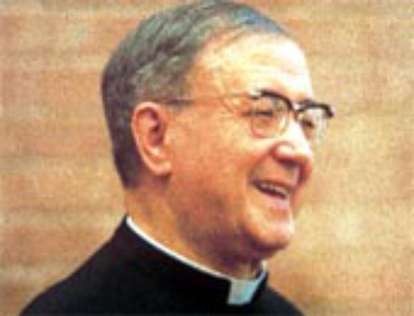 Monsenhor Escrivá, lição de perdão