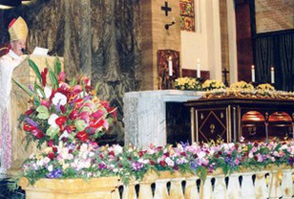 Steeds meer met Christus te vereenzelvigen