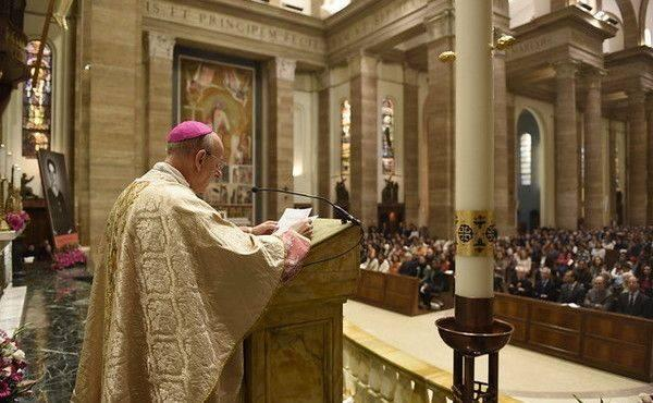 Prelate's Homily at Thanksgiving Mass in Rome for Guadalupe's Beatification