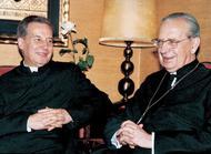 Bischof Echevarría: Ein glückliches Zusammentreffen