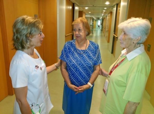 Opus Dei - Misión cuidados paliativos: hacer feliz hasta el final