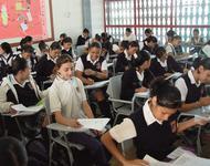 Escuela técnica de Secundaria y Preparatoria Palmares