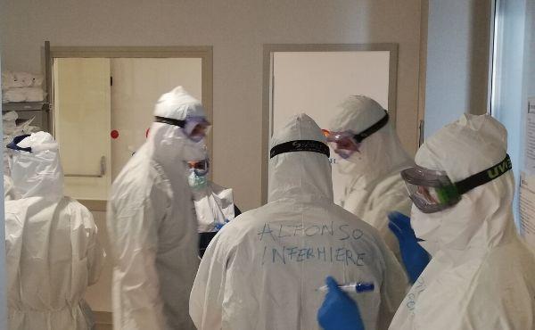La pandemia vissuta nel Covid Center del Campus Bio-Medico di Roma