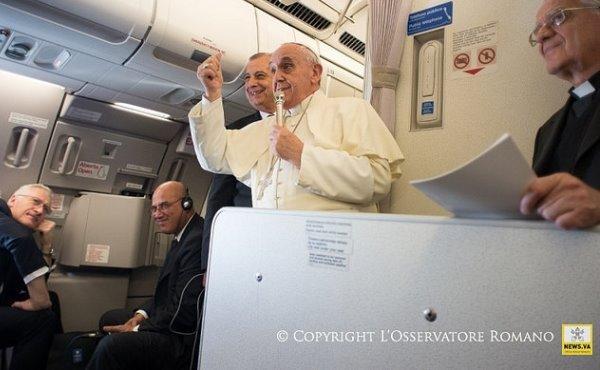 Papa lamenta interpretações equivocadas sobre a família