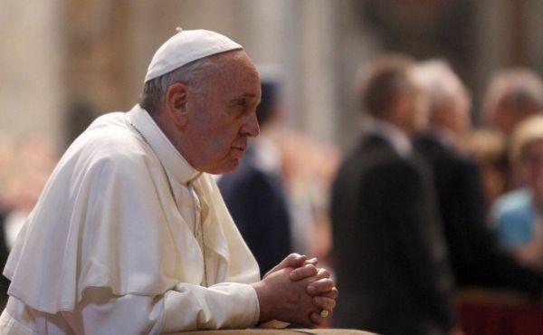 100 frasi sulla preghiera di papa Francesco