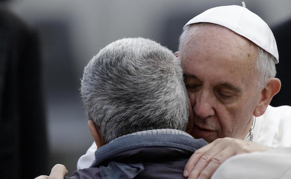 Opus Dei - 10 frasi di Papa Francesco sulla misericordia