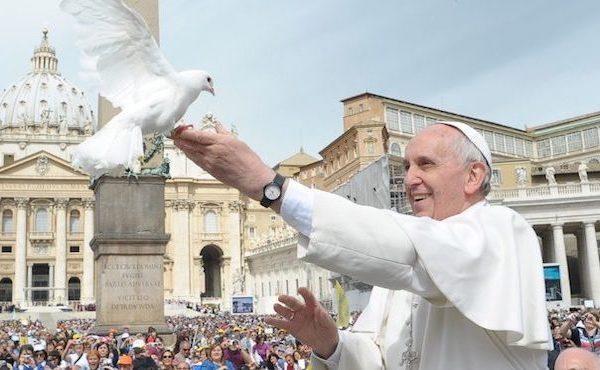 Opus Dei - La pace come cammino di speranza: dialogo, riconciliazione e conversione ecologica