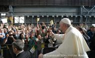 El Papa Francisco habla al mundo del trabajo
