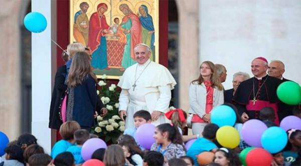 Papież Franciszek napisał list do rodzin