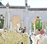Homilia do Papa Francisco na missa de canonização de Jacinta e Francisco