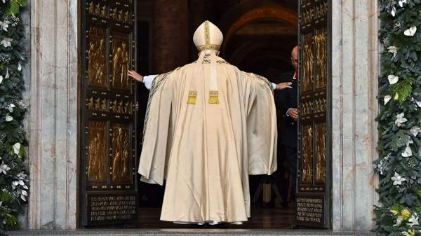 10 جُمل للبابا فرنسيس عن الرحمة الإلهية