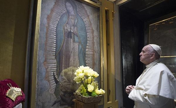 Gana indulgencia por el 125 aniversario de la coronación de la Virgen de Guadalupe