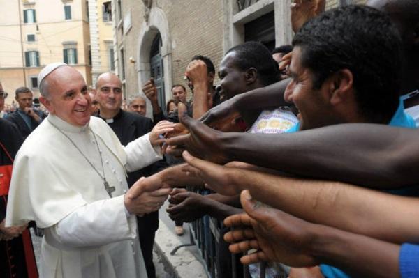 Mensagem do Papa Francisco para o dia mundial do migrante e do refugiado