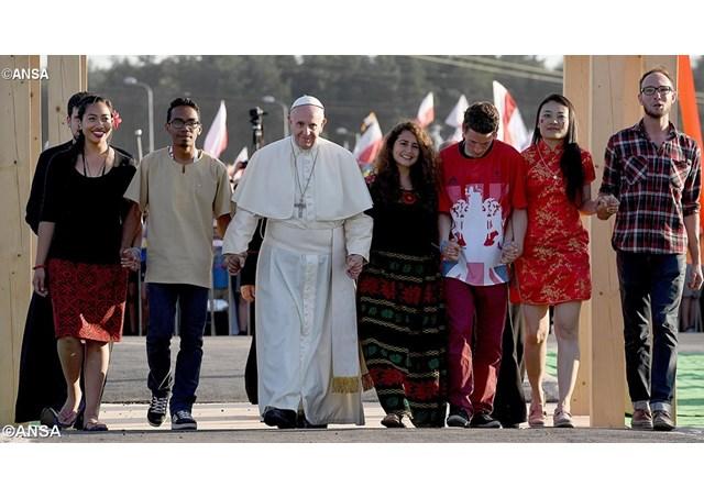 Opus Dei - List pápeža Františka mladým pri príležitosti biskupskej synody