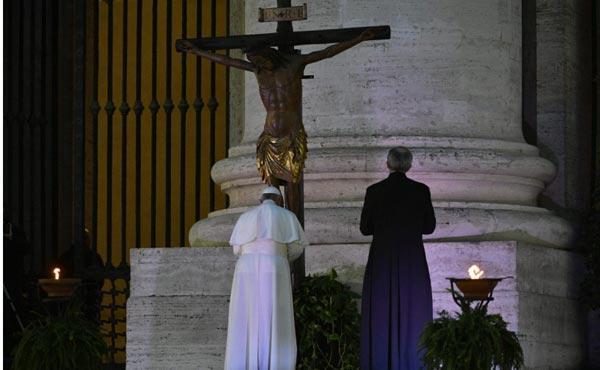 Semana Santa com o Papa em Roma
