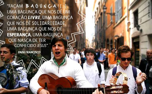 10 Frases Do Papa Para Os Jovens Na América Do Sul Opus Dei