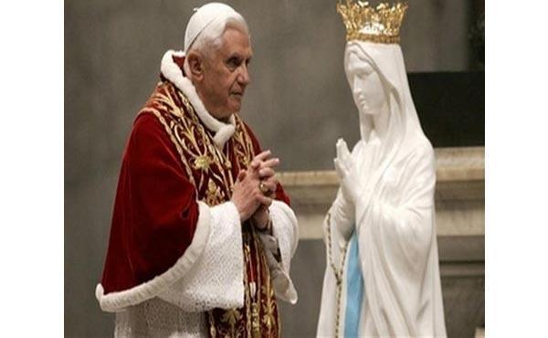 Homilia no 40º aniversário do encerramento do Concílio Vaticano II e solenidade da Imaculada Conceição