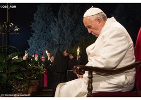 Pápežova audiencia o roku milosrdenstva (10. februára 2016)