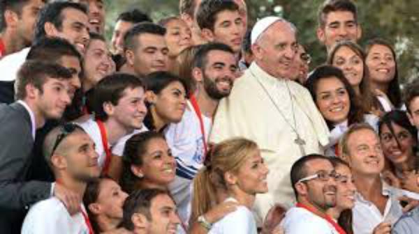 Posolstvo Svätého Otca Františka k 29. svetovému dňu mládeže 2014