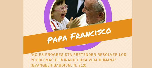 Opus Dei - Frases del Papa Francisco en defensa de la vida