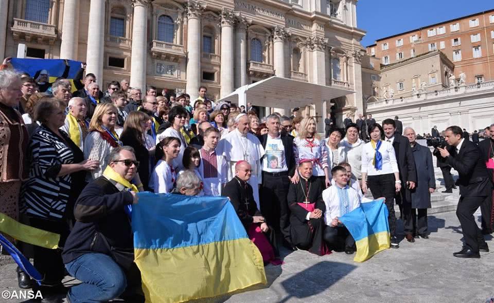 Opus Dei - Українські єпископи зустрілися з Папою