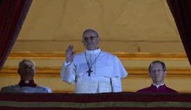 13 marca - 5 rocznica wyboru papieża Franciszka