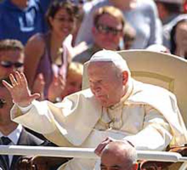 El Vaticano recibe miles de e-mails para Juan Pablo II