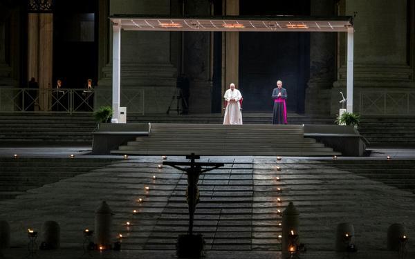 Catechesi di papa Francesco: Il Triduo Pasquale