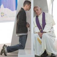 Le confessionnal, lieu de sanctification