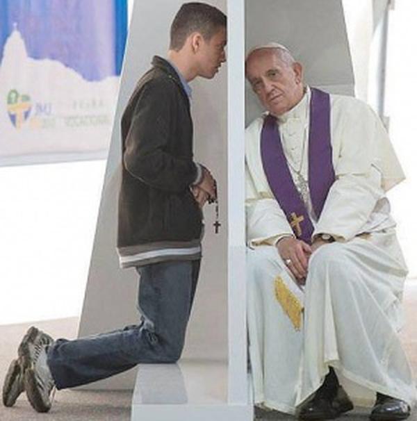 La Confessione, luogo di santificazione