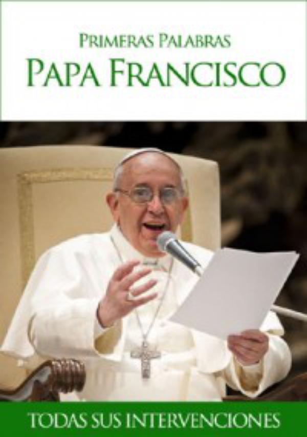"""Libro electrónico: """"Primeras palabras del papa Francisco"""""""