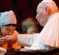 教宗參加瑞士全國天主教青年首次大聚會