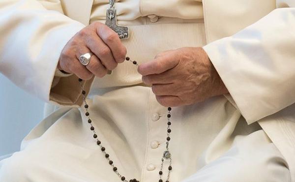 """Papa Francesc: """"Redescobrim la bellesa de resar el rosari"""""""