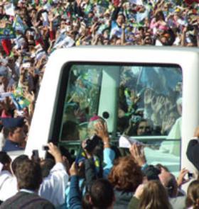 Bento XVI faz um balanço da sua viagem ao Brasil