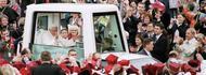 Mensagem do Papa aos jovens para a JMJ 2011