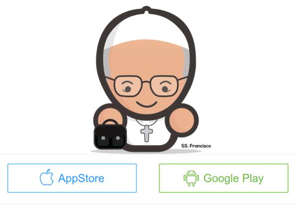 Opus Dei - Pray for the Pope App