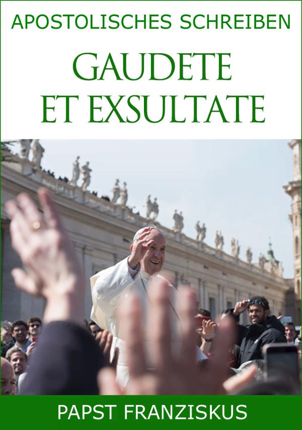 Neues Papstschreiben über die Heiligkeit als Download verfügbar