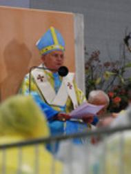 """""""Zeige uns Jesus!"""": Predigt von Papst Benedikt XVI. in Mariazell"""