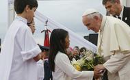 Viaje del Papa Francisco a Ecuador, Bolivia y Paraguay