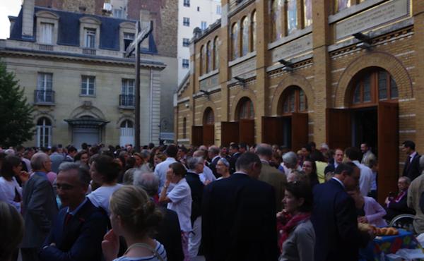 Opus Dei - « Au large ! Redonnons à notre vie le sens de la mission », Mgr de Rochebrune