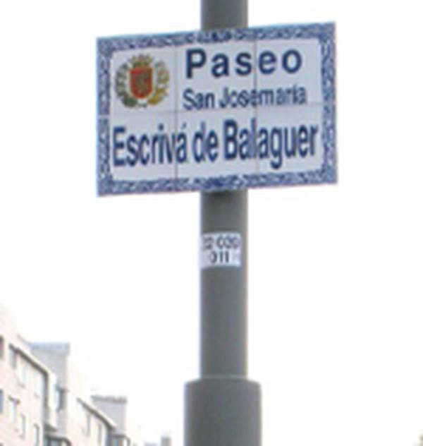 Bulevardul Sfântul Josemaría la Saragosa