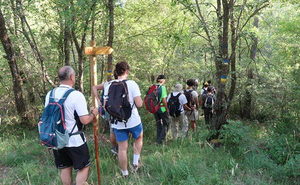 Opus Dei - Vols caminar per on va caminar sant Josepmaria?
