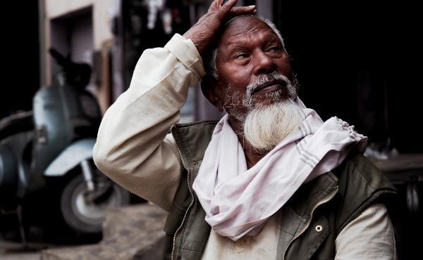 Commentaire d'Évangile: L'aveugle de naissance