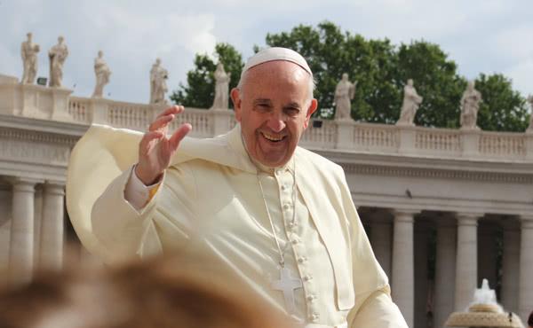Opus Dei - Paus Franciscus: hoe word ik de naaste van de ander?