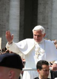 Boodschap Benedictus XVI Vastentijd 2008