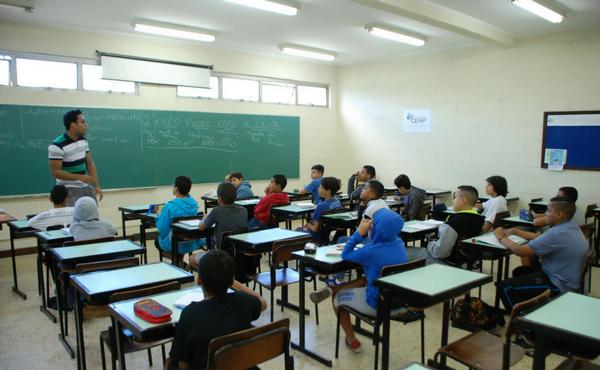 VEPinho: refuerzo escolar y formación humana