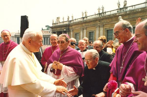 Opus Dei - Centenario del nacimiento de don Pedro Casciaro (1915-2015)